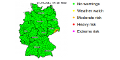 Severe Weather Center   Germany